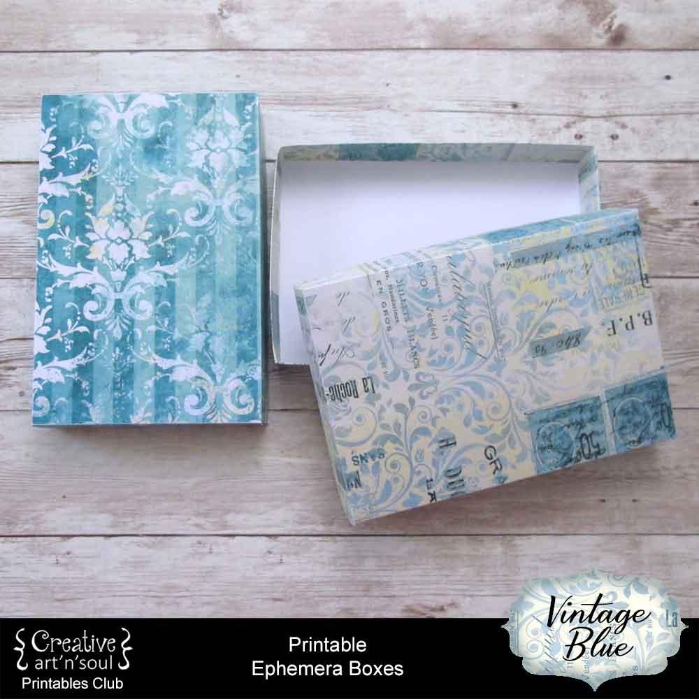 Junk Journal Printables Club