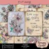 Scrappy Garden Printable Quote Journal Pages