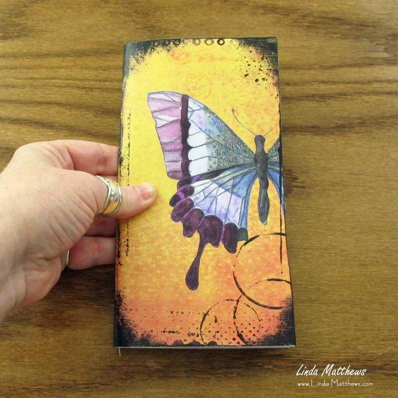 Creative Artistry Printable Traveler's Notebook Art Journal