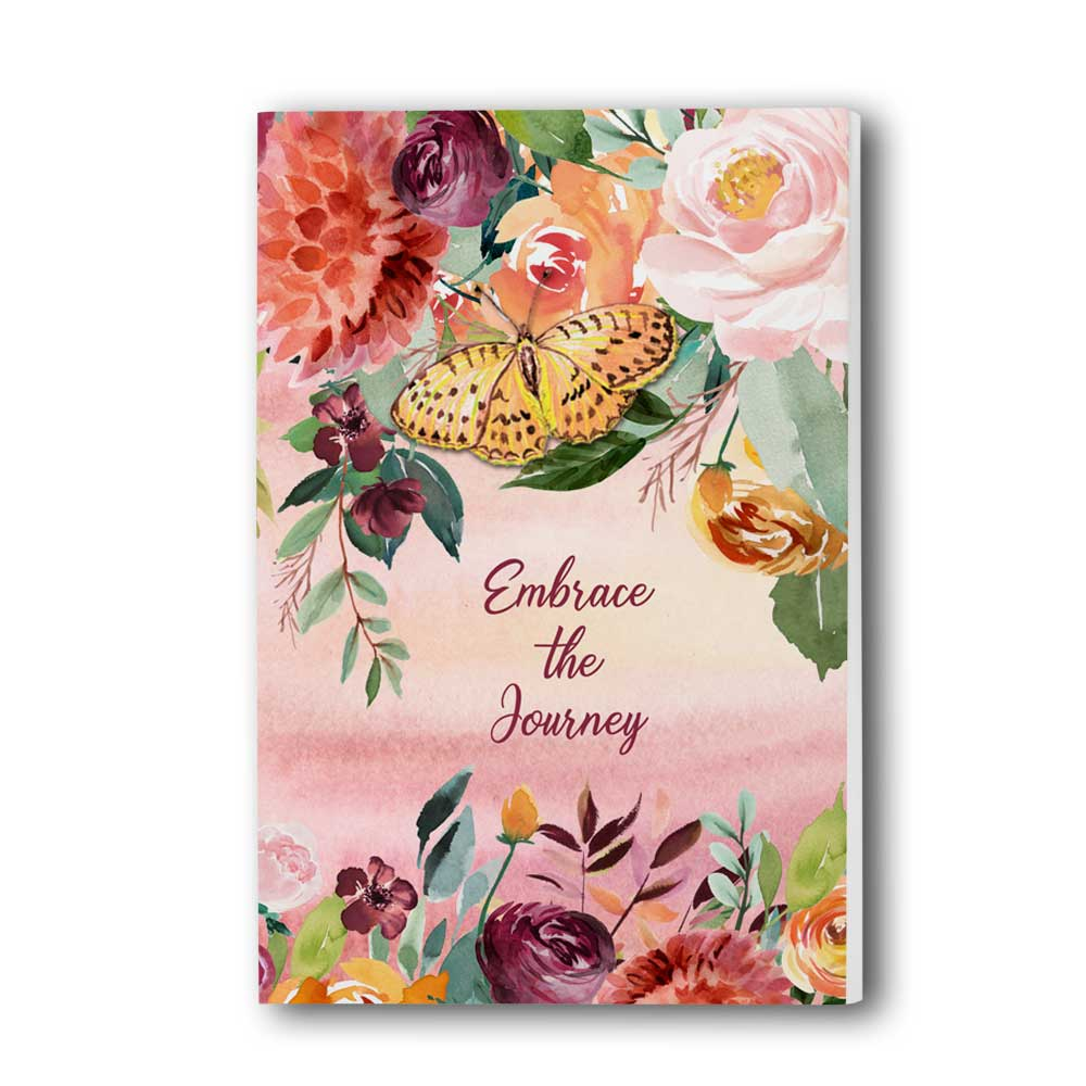 Embrace the Journey Notebook/Journal