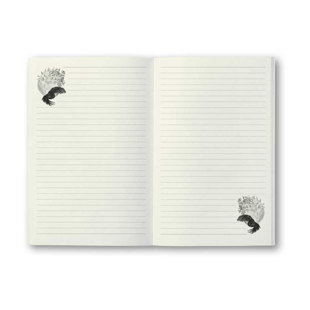 Flying Owl Moon Journal
