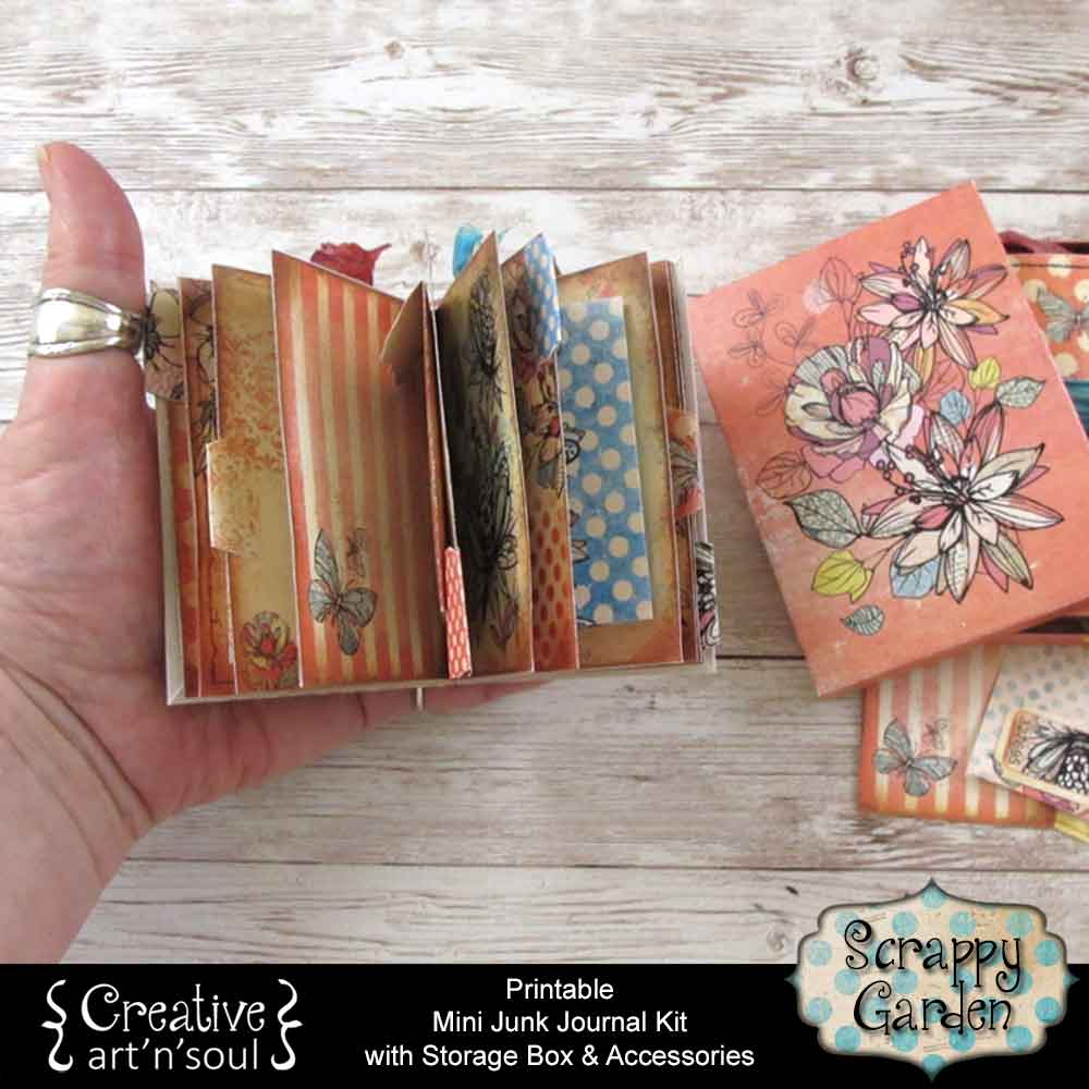 Printable Mini Journals