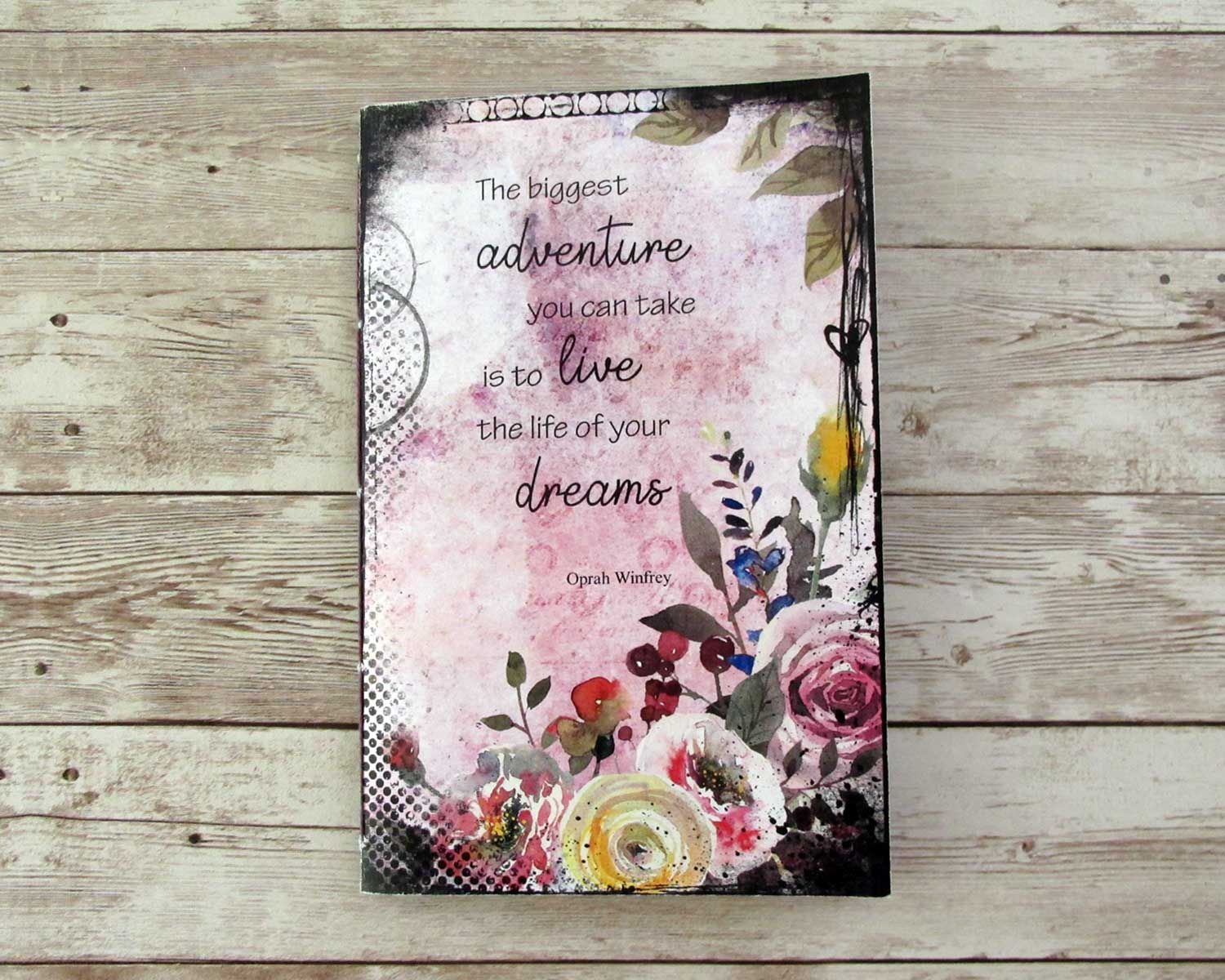 Creative Vision Planner Journal