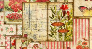 The Wildflower Garden Series of Printable Journals