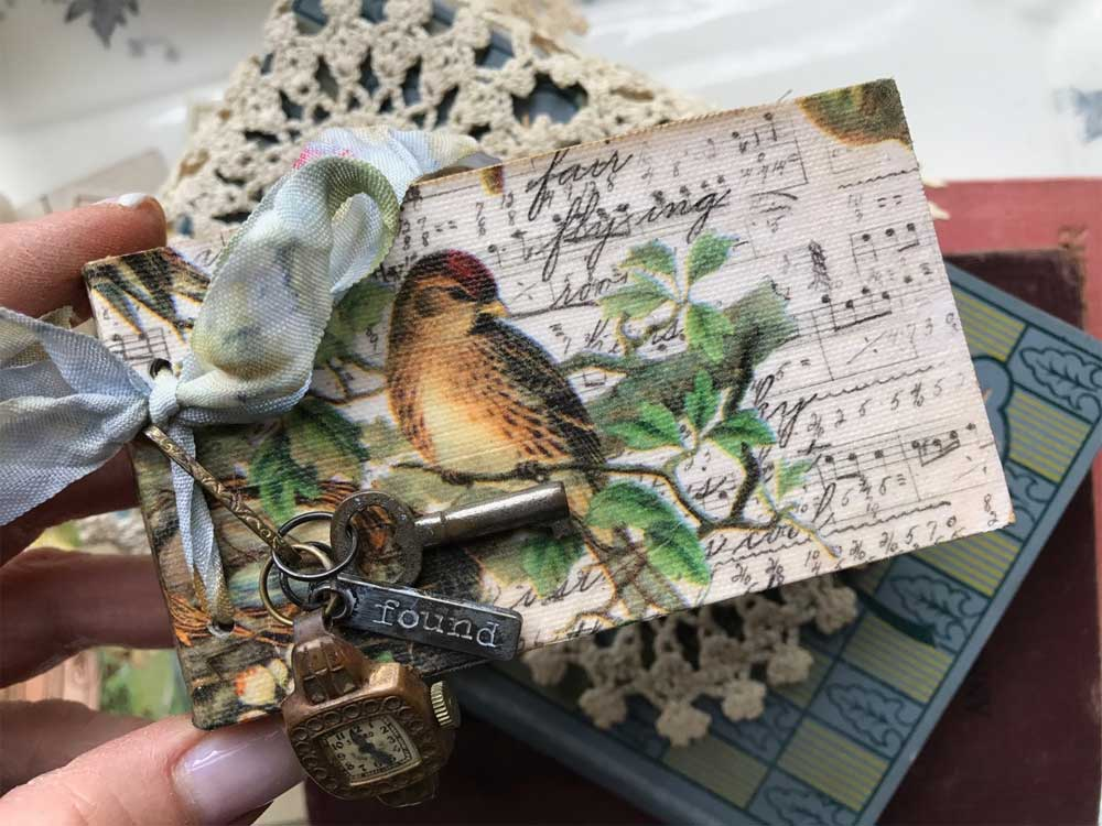 5 Free Creative Junk Journal Tutorials