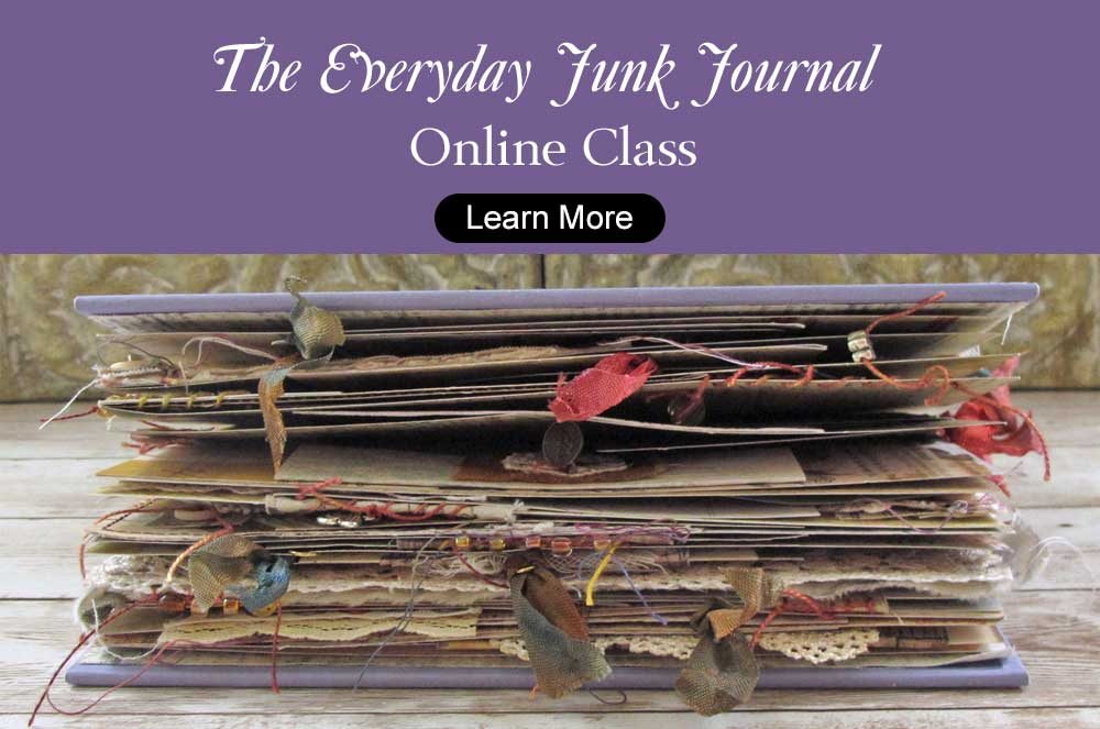 The EveryDay Junk Journal Online Class