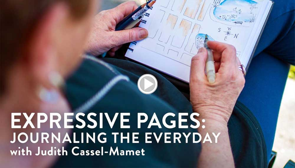 Expressive Pages: Journaling the Everyday