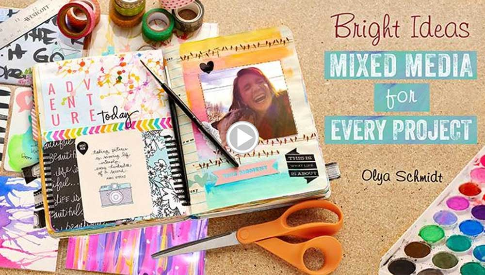 Bright Ideas: Mixed Media for Every Project