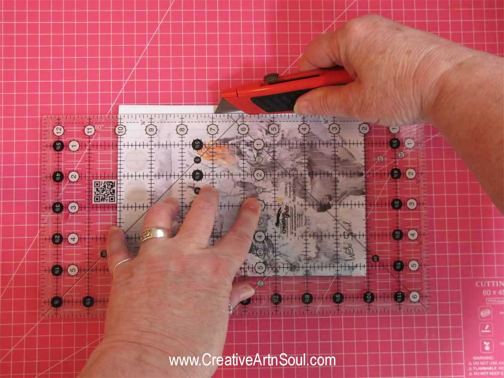 How to Make a Printable Writing Journal Using Pamphlet Stitch