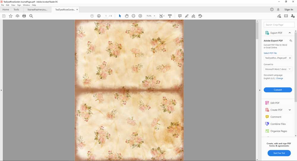 How to Print Single or Multiple Pages in PDF Documents