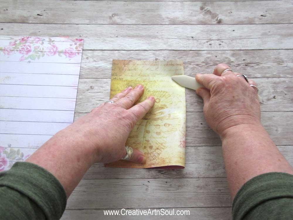 How to Make a Traveler's Notebook Junk Journal