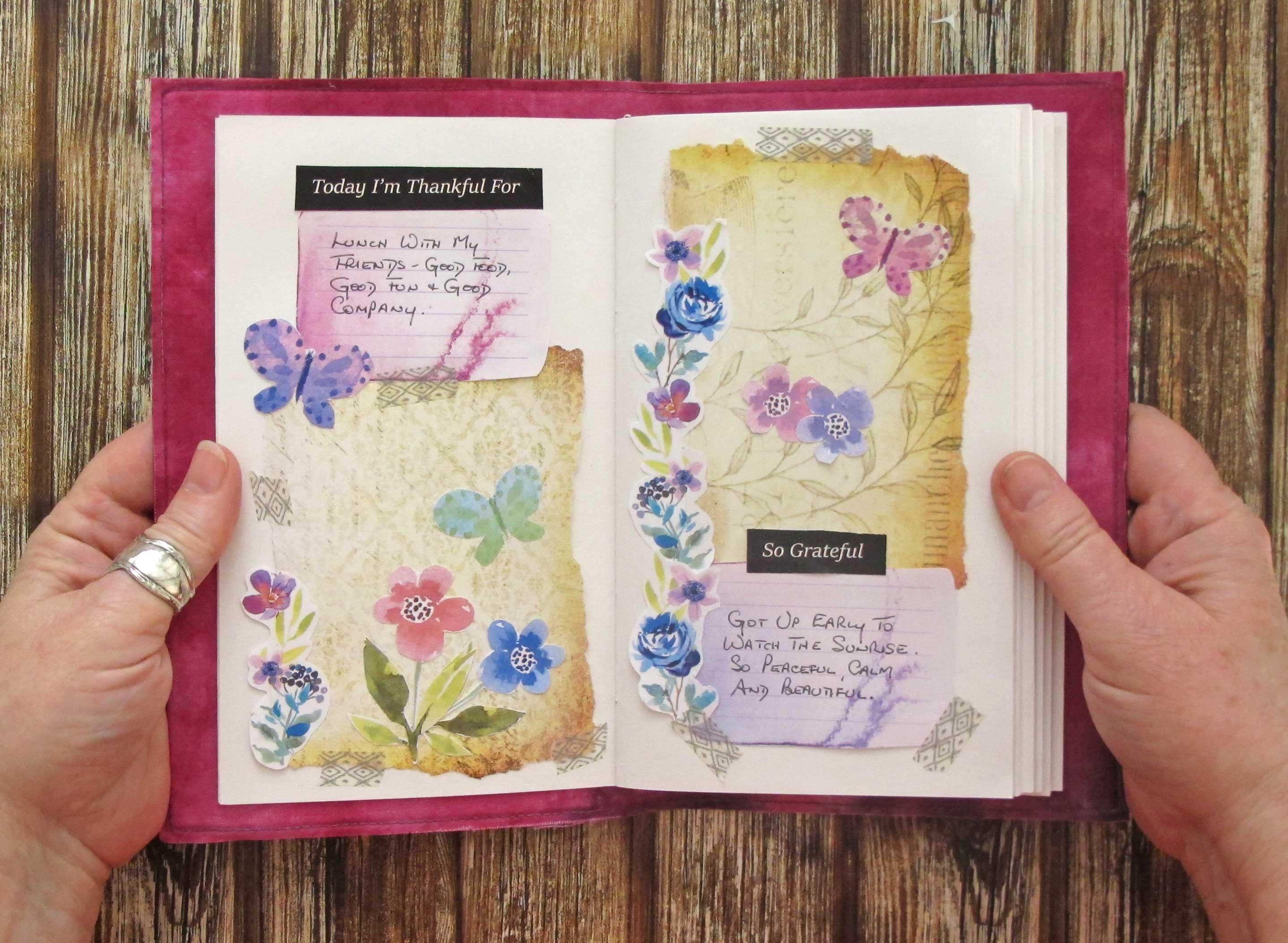 Get Creative in Your Gratitude Journal with these Free Printables