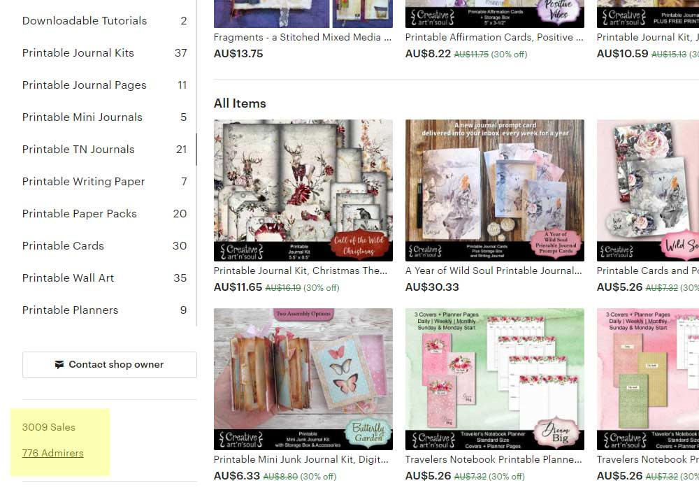 Choosing a Niche for Your Printables Business