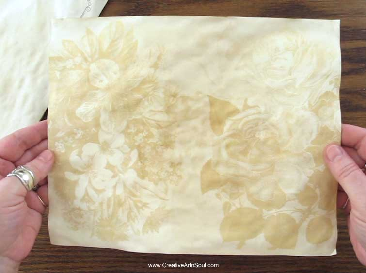 How to Make Tea Dyed Pages for your Junk Journals + Free Tea Dyed Printables