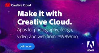 Photoshop Creative Cloud