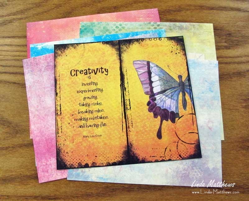 Creative Artistry Traveler's Journal