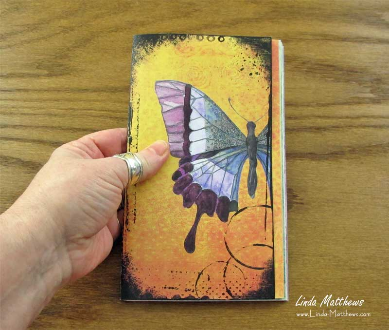 Creative Artistry Traveler's Journal