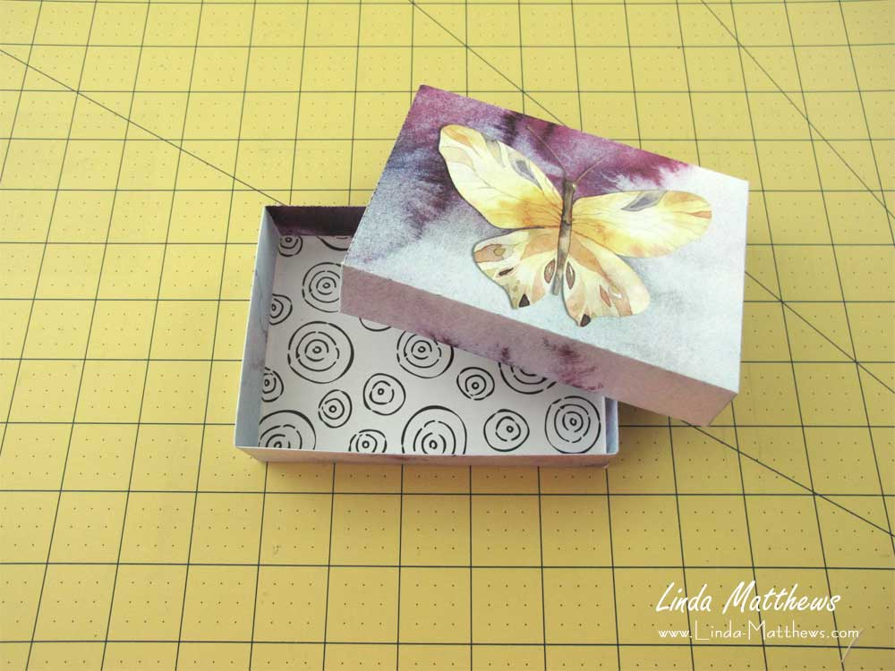 How to Assemble the Box for the Creative Inspiration Card Deck