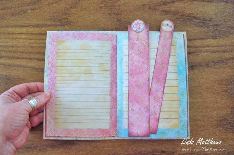 Taking Flight Printable Journal