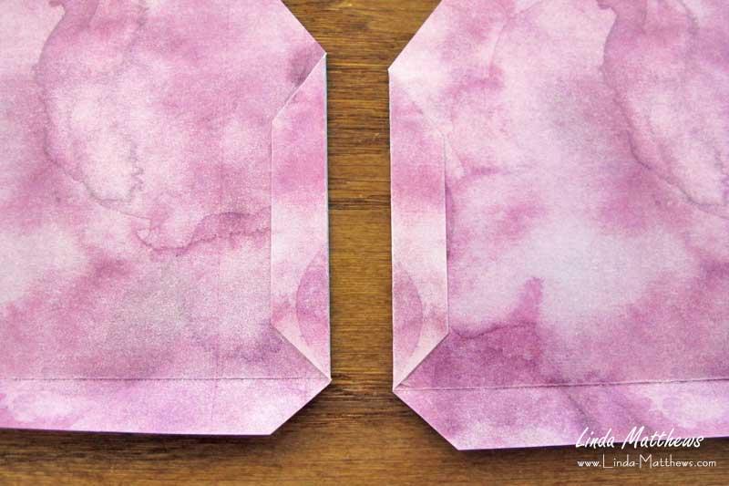 Printable Writing Paper Folder
