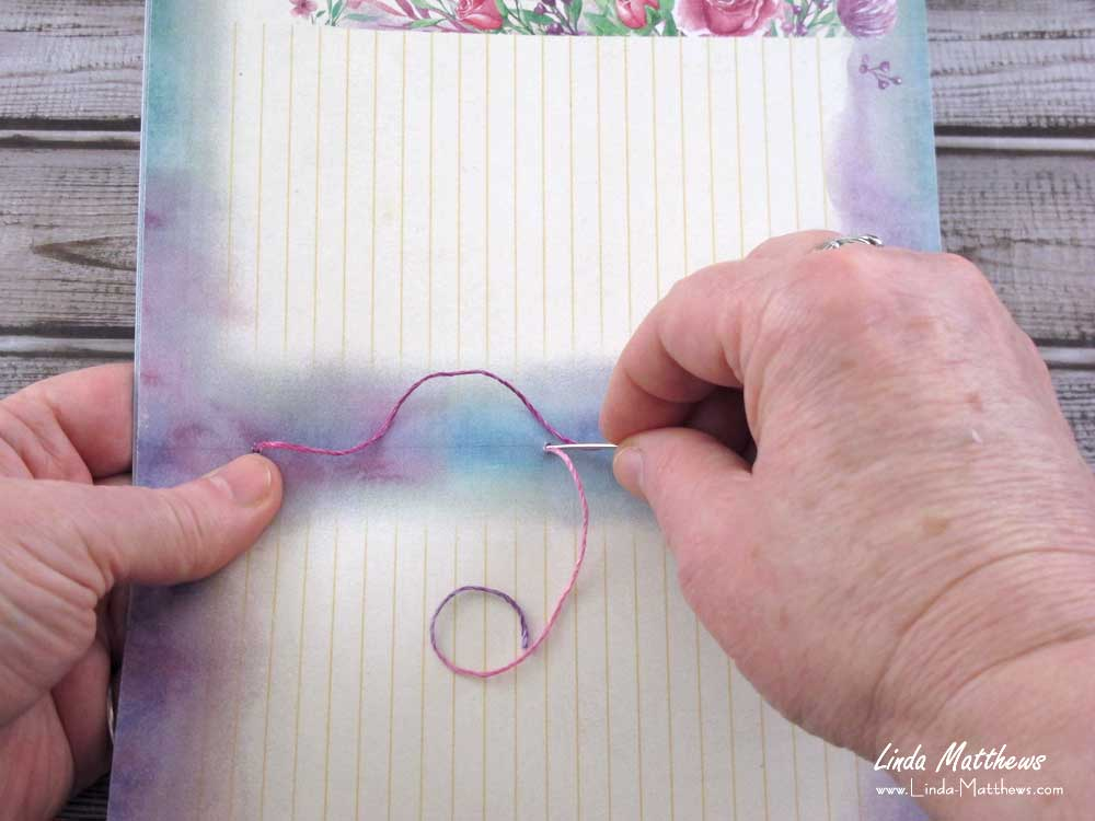 Printable Writing Journal Tutorial