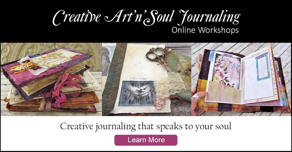 Creative ArtnSoul Online Classes
